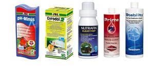 תרופות וחומרים למים